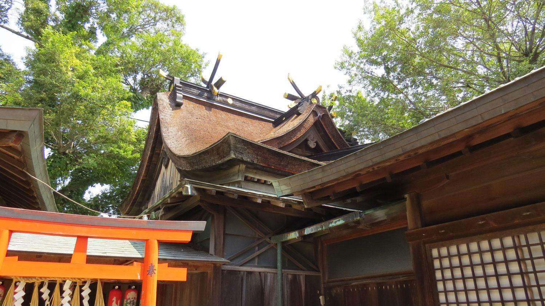 宮大工の文化財講座 加太春日神社本殿